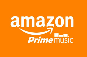 Musik Streaming Vergleich Anbieter Amazon® Prime Music Logo