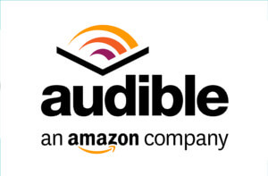 Video Streaming Anbieter Audible (Amazon) Logo