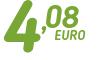 4,08 Euro