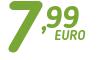 7,99 Euro